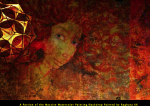 A Portion of the Massive Watercolor Painting / Backdrop Painting by Raghava KK