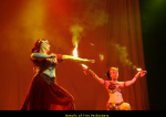 Details of Fire Performers
