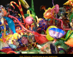 Dale Chihuly's Installations as our Inspiration