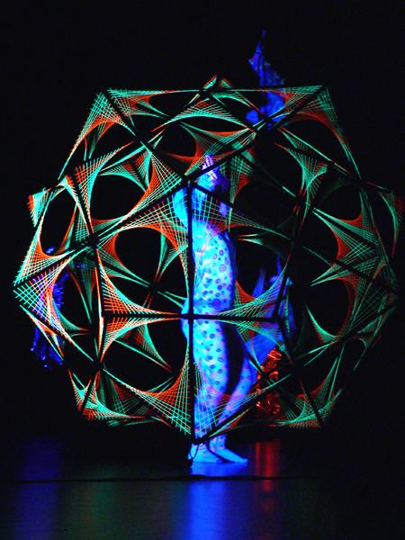Glowing Neptunians