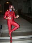 Red juggler