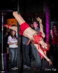 Red Pole Dance