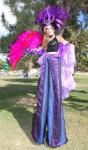 Purple Stilter
