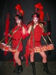 Red hot devilettes