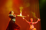 ORANGE FIRE Performance