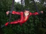 Red aerials
