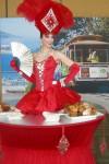 Golden Gate Bridge Table Dress
