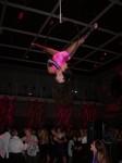 Pink aerials