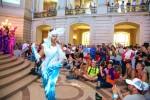 Beaux Arts Diva at San Francisco City Hall
