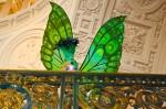 Beaux Arts Green Butterfly