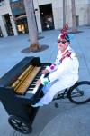 Bicycle Piano Man