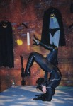 Catwoman Contortionist