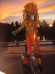 Phoenix on Velocity Power Stilts