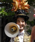 Ring Master at San Francisco Parade