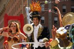 Ringmaster at SF pride parade