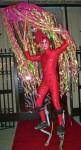 Red Jellyfish Power Stilts