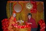 Orange Tarrot Reader fortune telling