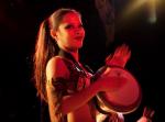 Drummer : dancer