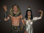 Pharaoh and Cleopatra
