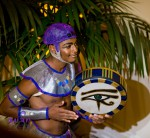 Egyptian Drummer
