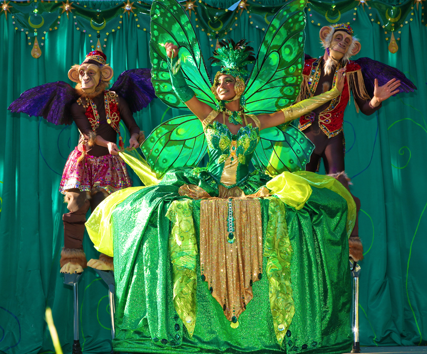 Emeralda and The Flying Monkeys Beta & Carotene
