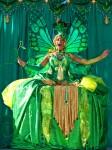 Green Fairy Table Dress
