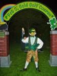 Green Golfer