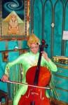 Green musician