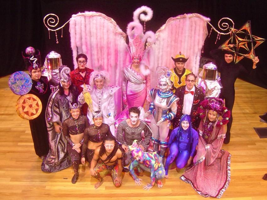 Heliosphere Jr. Cast Ensemble