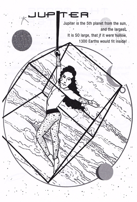 Heliosphere Jr. Coloring and Activity Book JUPITER
