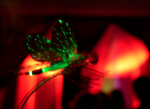 Hookah Bar Dragonfly lamp