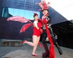 Ringmaster & Red Fairy Love Bug