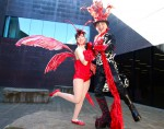 RIngmaster & Red Fairy Love Bug