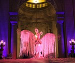 Pink Dream Diva at San Francisco City Hall