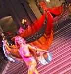 Orange Fairies at San Francisco City Hall