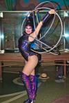 Purple Hula Hoop