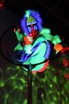 Illuminated Baboon