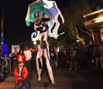 Illuminated Titan