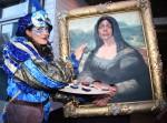 Leonarda & Mona Lisa