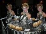 Living banquet tables