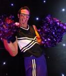 Male Cheerleader