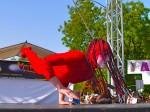 Mars acrobatics