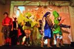 Masquerade Revelers