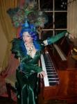 Peacock Pianist