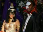 Phantom of the Opera & Snake Charmer