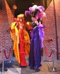 Phoenix & Showgirl Stilts