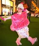 Pink Bubblegum Ice Cream