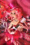 Pink kitten keys