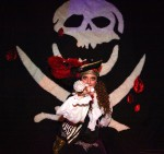Pirate Smee - Captain Hook's right-hand woman