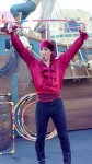 Capt'n Dizzy Hips,  The Hula Hoop King